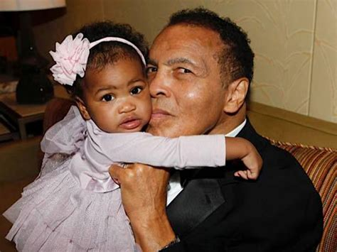 muhammad ali death bed muhammad ali s granddaughter misses her papa people com