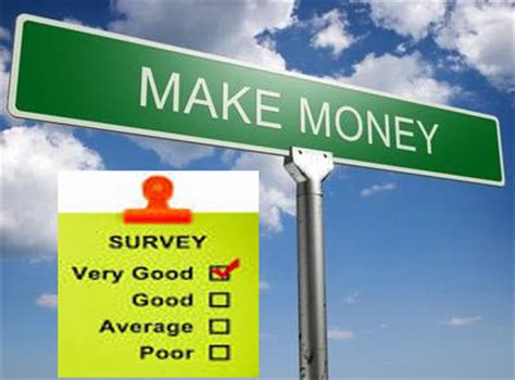 Earn Cash Doing Surveys - true money tricks