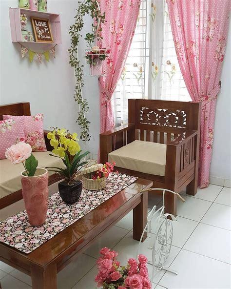 Hiasan Dinding Minimalis Bunga Abstrak Hijau 1 dekorasi ruang tamu minimalis dengan tanaman bunga ruang tamu minimalis