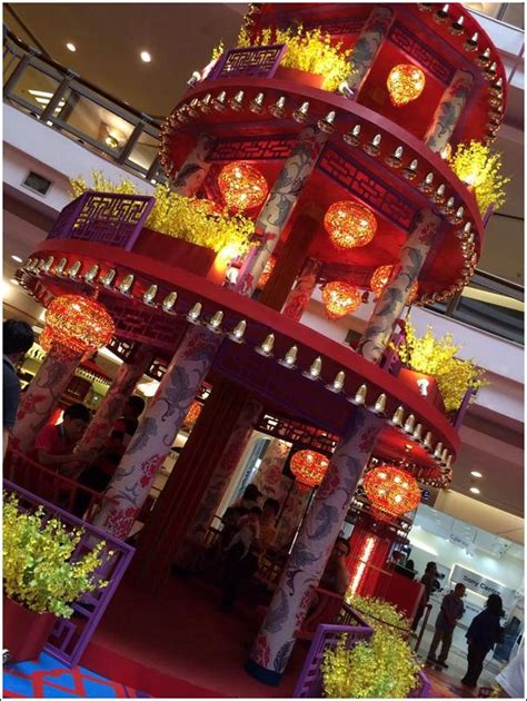 cny home decor one utama s chinese new year decor 2014 171 home is where my