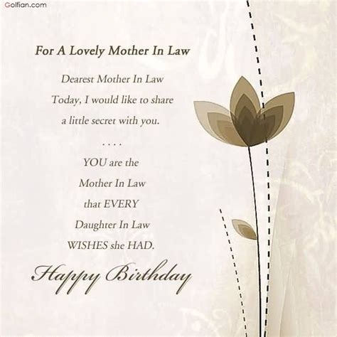 mother in law 60 beautiful birthday wishes for mother in law best