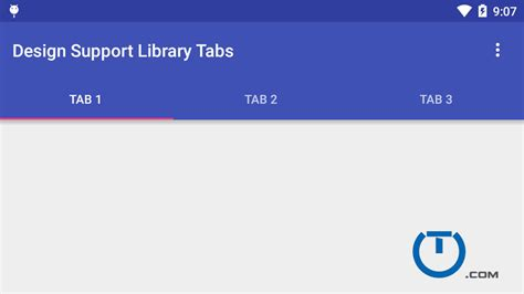 android tabs android tabs exle with fragments and viewpager truiton