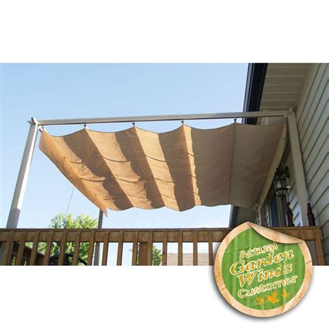 Canadian Tire Patio Swing by Canadian Tire Pergola Replacement Canopy Garden Winds Canada