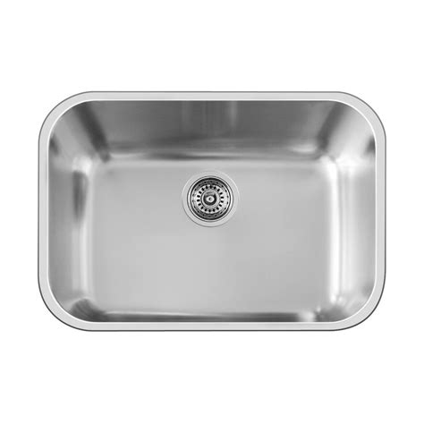 Blanco Sop1058 Essential Single Bowl Undermount Kitchen Kitchen Sink Blanco