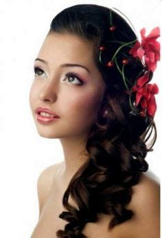sideways bangs for long hair prom on pinterest prom hair loose side buns and