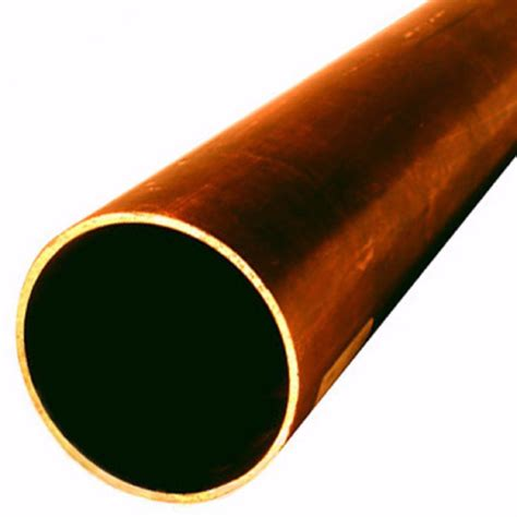 Copper L by 2 Quot Copper Pipe Type L For Moonshine Flute Column Plated Still 1 59 Picclick