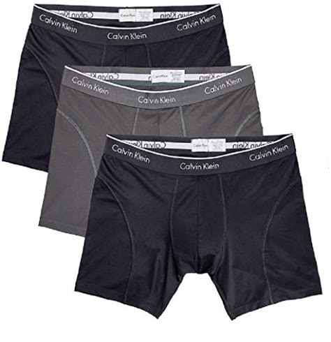 libro calvin kleinassorted covers calvin klein boxer brief extreme comfort breathable mesh new style large black 3 pack