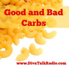 carbohydrates bad and bad carbs