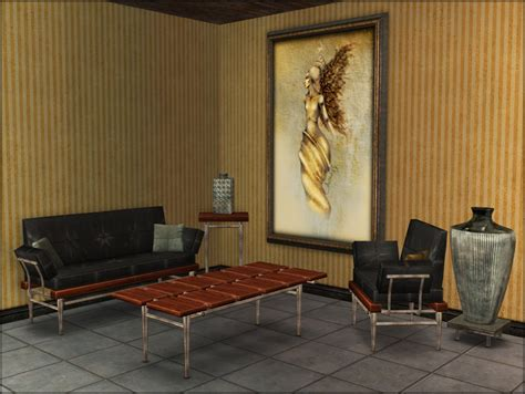 living room show pieces mod the sims ramsay living room set
