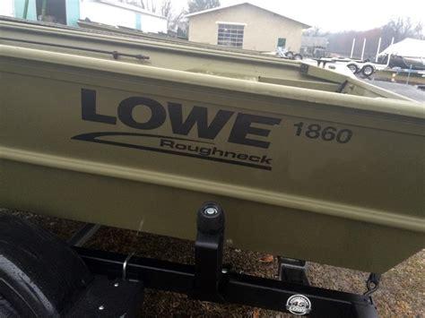 lowe boat dealers in pa 2016 new lowe roughneck 1860 jon boat for sale milton