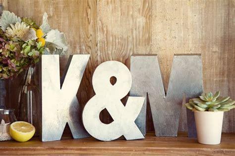 Geschenketisch Hochzeit Deko by 30 Wedding Monogram Decoration Ideas That Wow