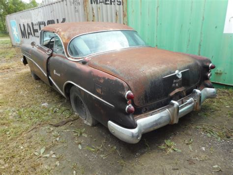 Buick Aftermarket Parts 1954 Buick Roadmaster 2 Dr Ht With 54 Roadmaster 4 Dr