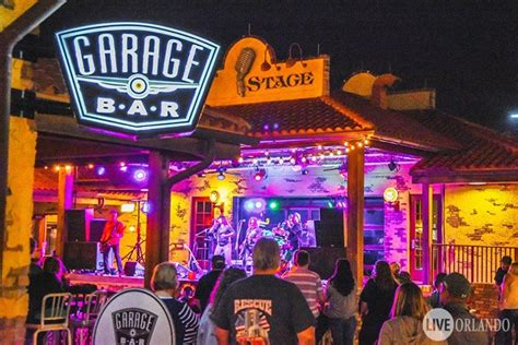 The Garage Menu Okc by Sound Theory Returns To The Garage Bar At Route 46 In
