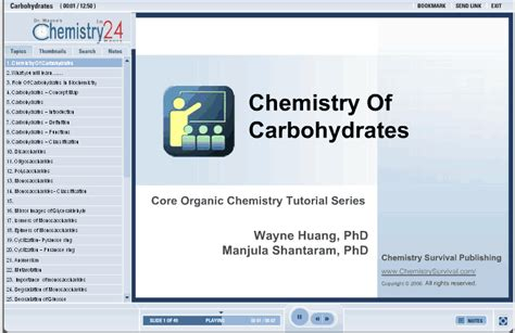 carbohydrates organic chemistry organic chemistry carbohydrates