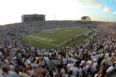 bright house network stadium ucf knights official athletics site facilities