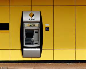 new year money atm some atms could charge up to five dollars just for