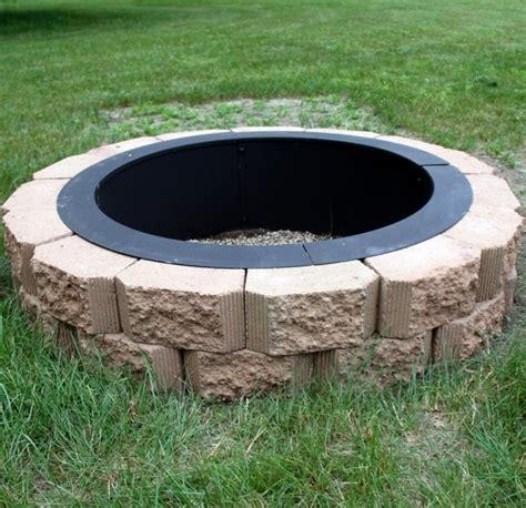 build pit with build your own pit kit pit ideas