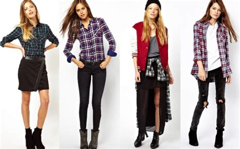 Winter Fashion Trends How To Wear Plaid by How To Wear Plaid Winter 2013 The Fashionables