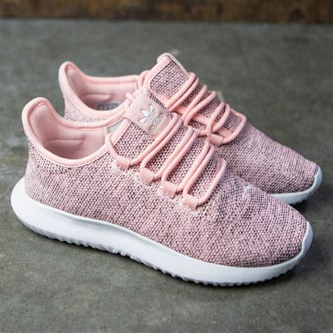 adidas tubular shadow w pink coral light onix black