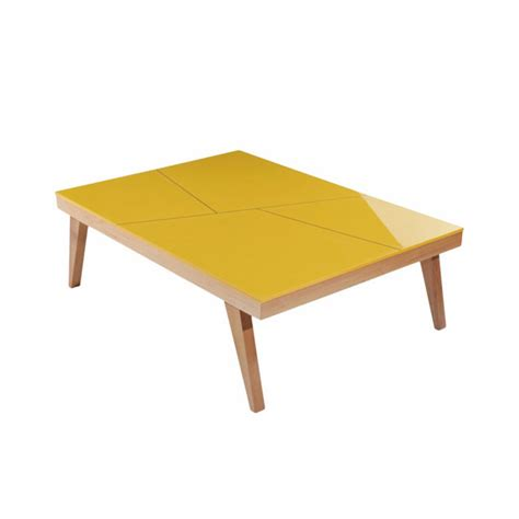 mustard coffee table panama coffee table mustard achica