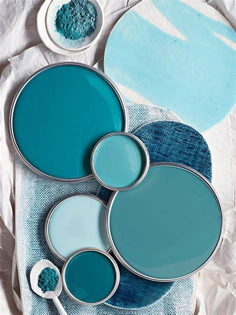 teal blue paint colors ideas for home