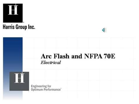 Arc Flash Lunch And Learn General Authorstream Lunch And Learn Presentation Template