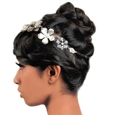 crown hair pieces for african american women 30 best wedding up dos images on pinterest bridal