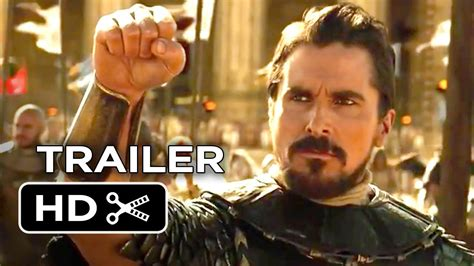film epic 2015 exodus gods and kings official trailer 1 2014