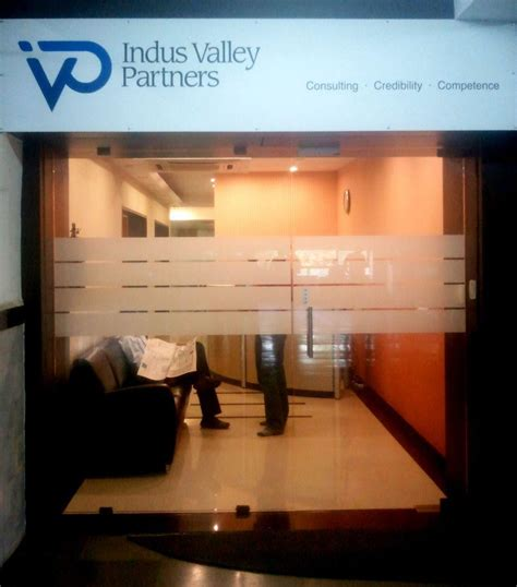 Indus Valley Partners Mba by Office Enterance Indus Valley Partners Office Photo