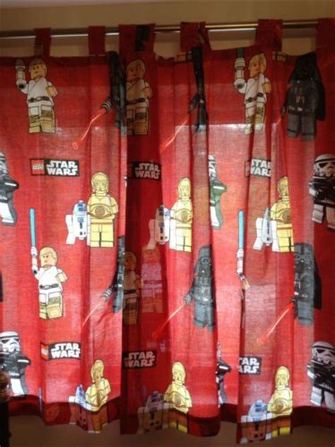 star wars curtains next next lego star wars curtains rrp 163 35 new next tab top
