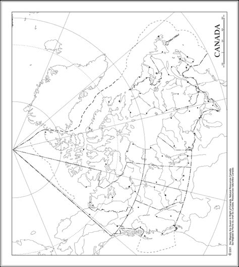 printable maps of canada canada printable map