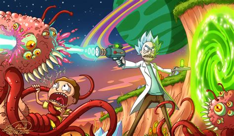 rick and morty fans rick and morty fan art rickandmorty
