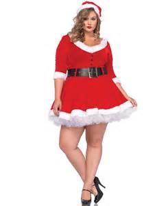 plus size miss santa christmas costume leg avenue 85411x ebay