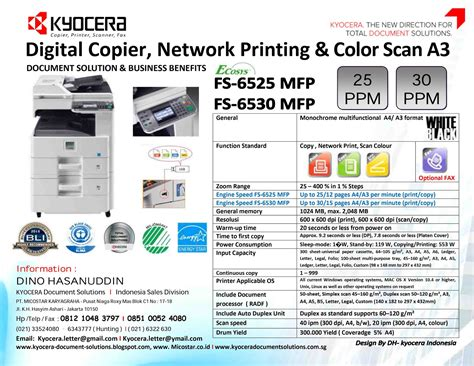 design solution indonesia kyocera document solutions kyocera indonesia
