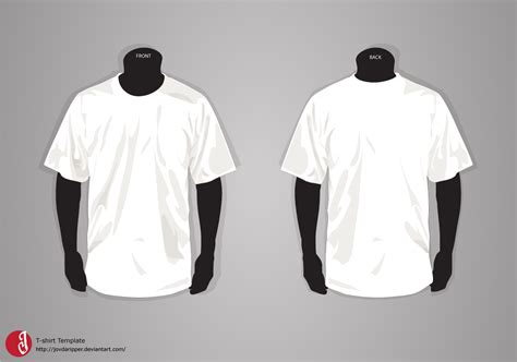 T Shirt Template Update By Jovdaripper On Deviantart Fashion Design T Shirt Templates