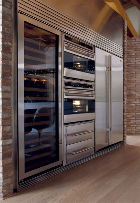 double oven tv sub zero wine cabinet microwave warming 1000 ideas about double oven kitchen on pinterest