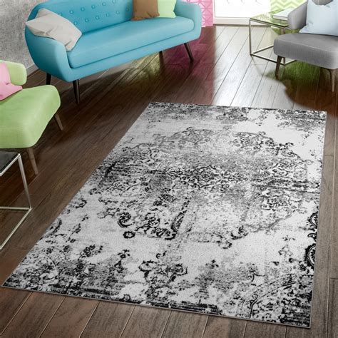 teppich shabby teppich modern preiswert wohnzimmer teppiche shabby chic