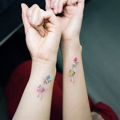 beautiful matching bff tattoos ideas styles amp ideas 2018