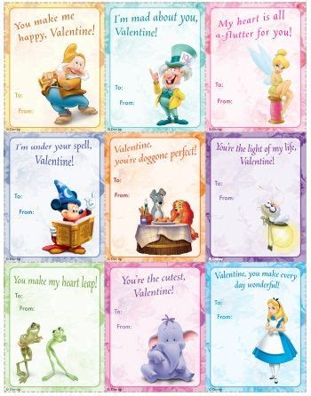 printable school valentines cards printable disney cards school holidays