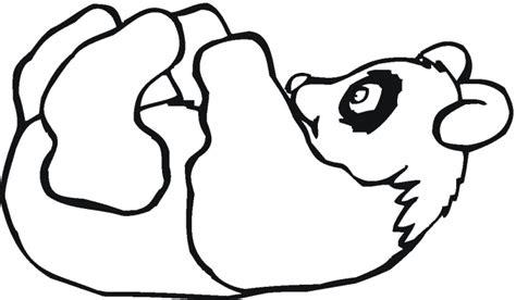 coloring pages of cute baby pandas baby panda coloring pages clipart panda free clipart