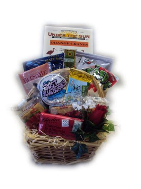 healthy valentines day gifts healthy s day gift basket findgift