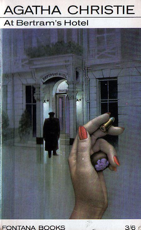Novel Agatha Christie Hotel Bertram 878 best agatha christie images on
