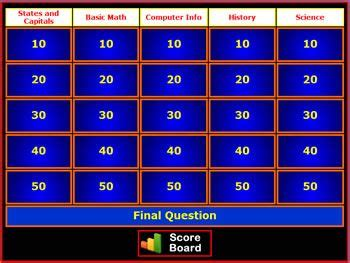 theme in literature jeopardy this site lets you create jeopardy games could be fun on