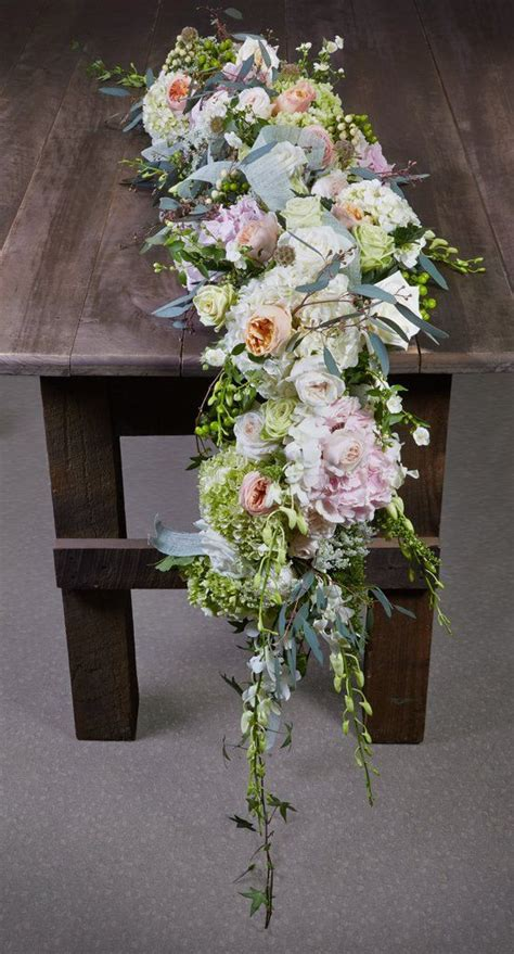 fresh flower table runner 17 best images about floral table runners on