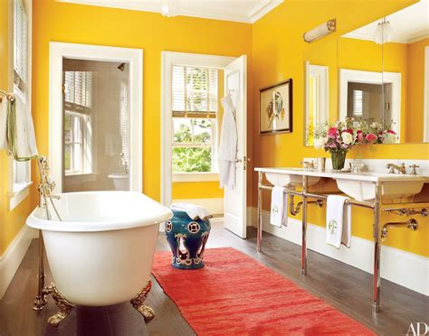 Bold Bathroom Color Ideas by Colorful Bathrooms When Considering The Design Plan Of