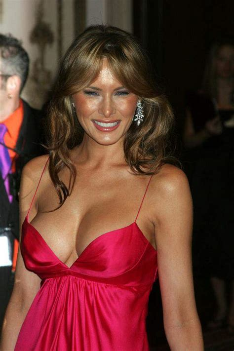 HOtt PiXX by Vic: Could Melania Trump Be The Sexiest First Lady Of All Time? (04 04 16)   Pax