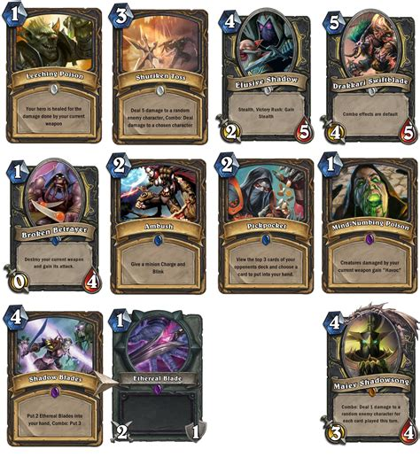 make hearthstone cards my fan made class card expansion hearthstone