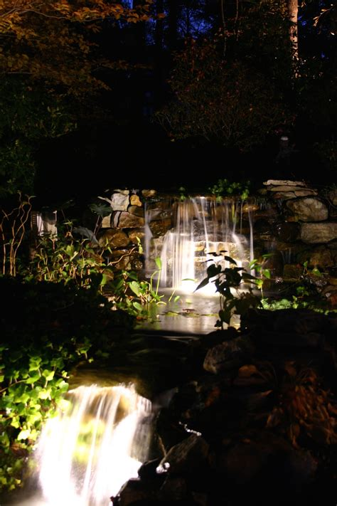 Landscape Lighting Virginia Gallery Virginia Outdoor Lighting