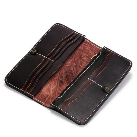 Handmade Mens Wallet - handmade mens biker wallet designer wallets with american