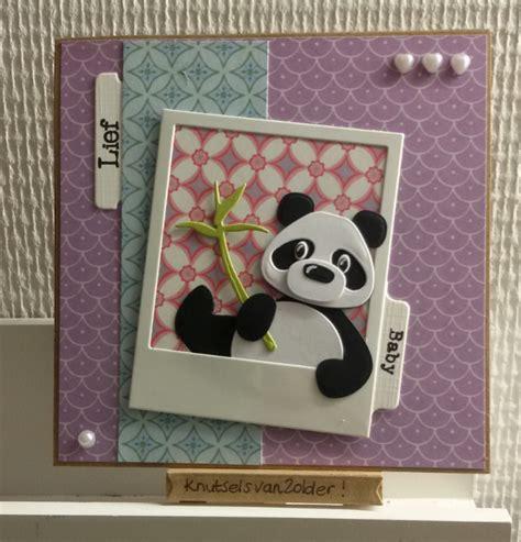 Ineke Panda knutsels zolder baby panda